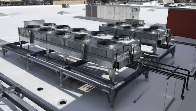 commercial HVAC services dayton